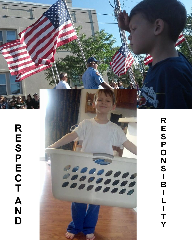 RESPECT&RESPONSIBILITY